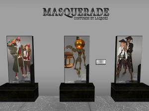 Masquerade Costumes by Laqroki Design